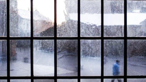 Foto stok gratis jendela, kota tua, lund, musim gugur