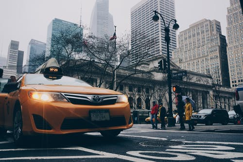 Fotobanka sbezplatnými fotkami na tému architektúra, autá, budovy, centrum mesta