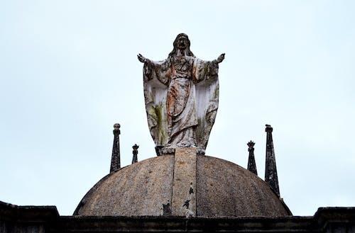 Darmowe zdjęcie z galerii z architektura, budynek, chrystus, duchowość