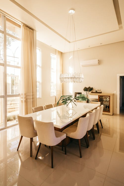 arkitektur, bord, hjem