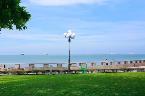 Бесплатное стоковое фото с берег моря