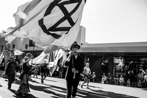 Free stock photo of banner, black and white, carnival, celebration