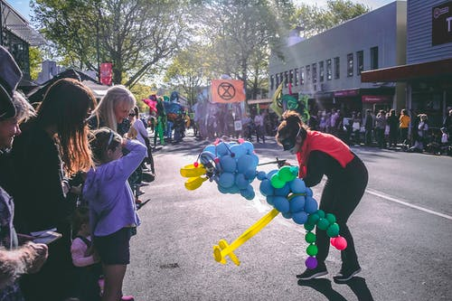 Free stock photo of balloon, balloon animal, carnival, celebration