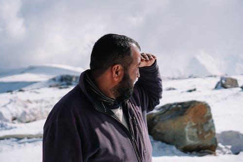 Fotos de stock gratuitas de asiático, hombre, hombre indio, invierno