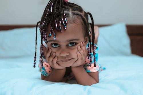 Imagine de stoc gratuită din african american, africană, codițe, copil