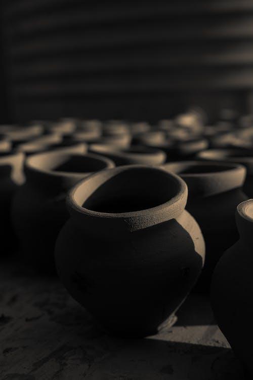 Photo Of Grey Pot