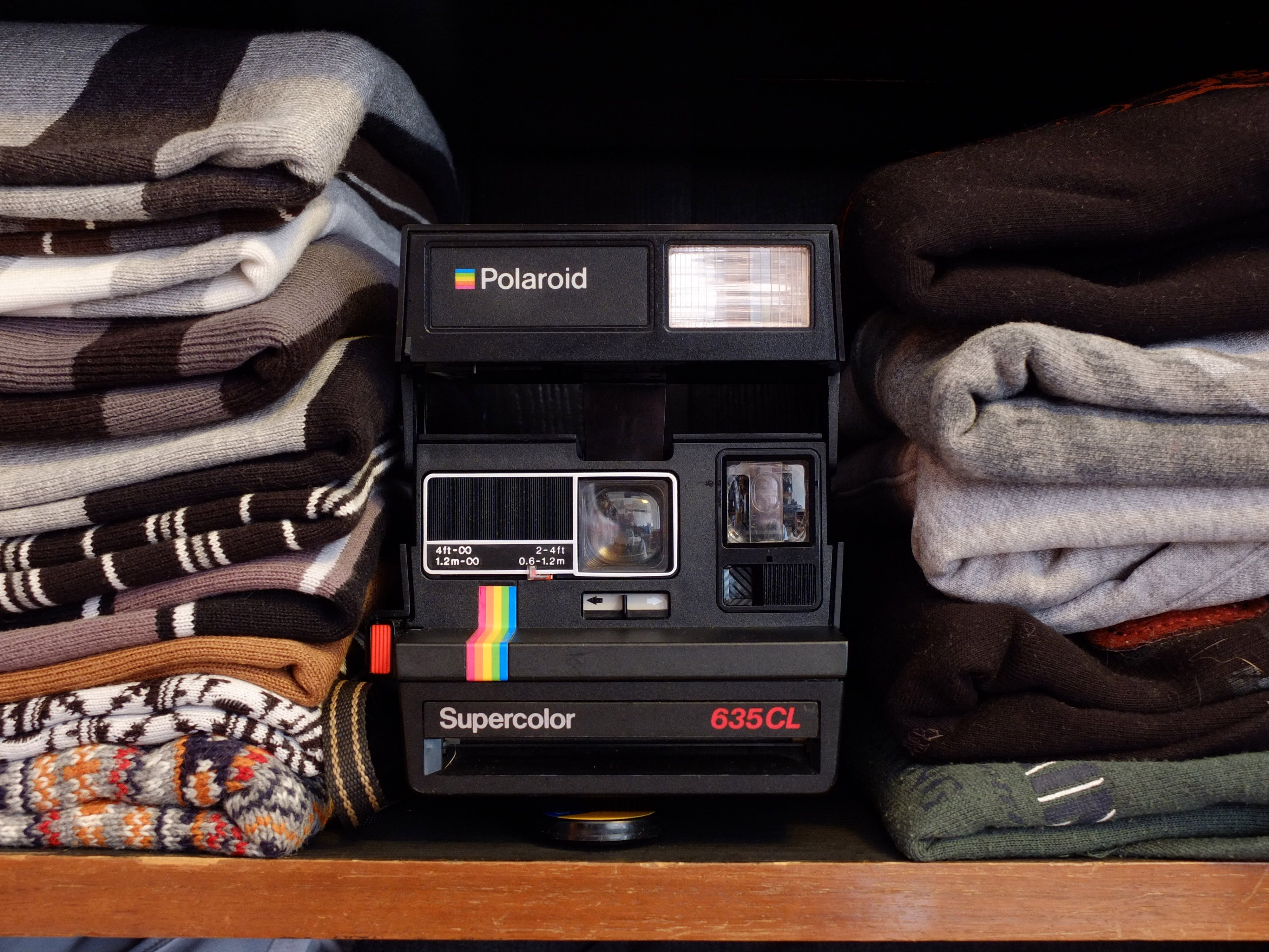Free stock photo of analog, blogger, camera, creative
