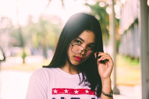 アジア人の女の子, 人, 可愛い, 女の子の無料の写真素材