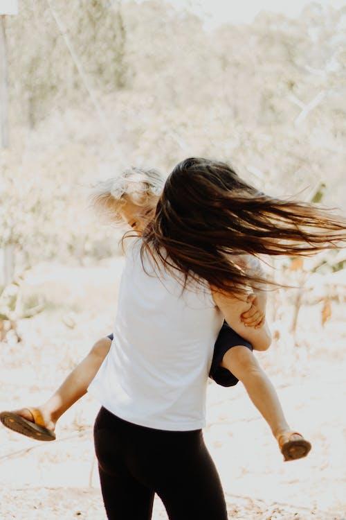 คลังภาพถ่ายฟรี ของ ผู้คน, ผู้ปกครอง, ผู้หญิง, สนุก