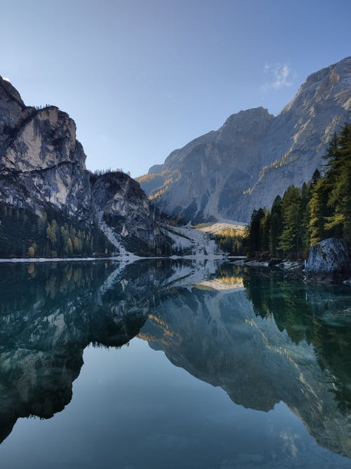 Photo of Lake Scenery