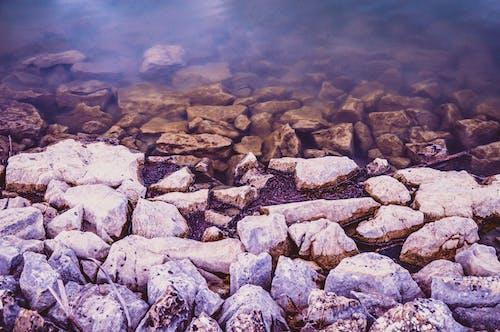 คลังภาพถ่ายฟรี ของ ตะวันลับฟ้า, ธรรมชาติ, น้ำ, พื้นหลัง