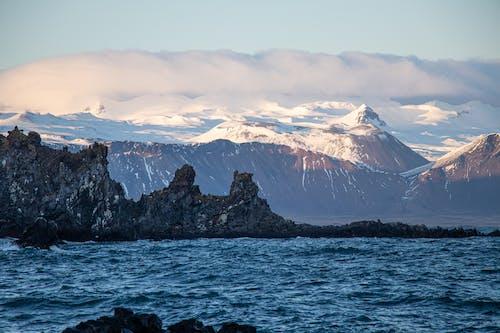 Ingyenes stockfotó hegyek, Izland, kuettel gabriel, óceán témában