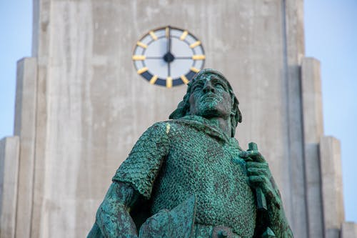 Ingyenes stockfotó Izland, kuettel gabriel, óra, szobor témában