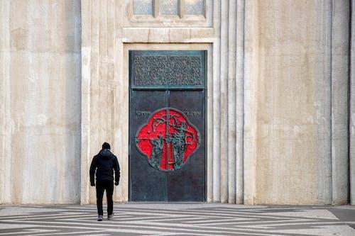 Ingyenes stockfotó ajtó, Izland, kuettel gabriel, piros témában