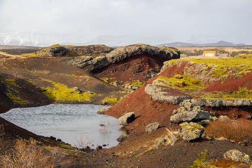 Ingyenes stockfotó Izland, kuettel gabriel, Mohás sziklák témában