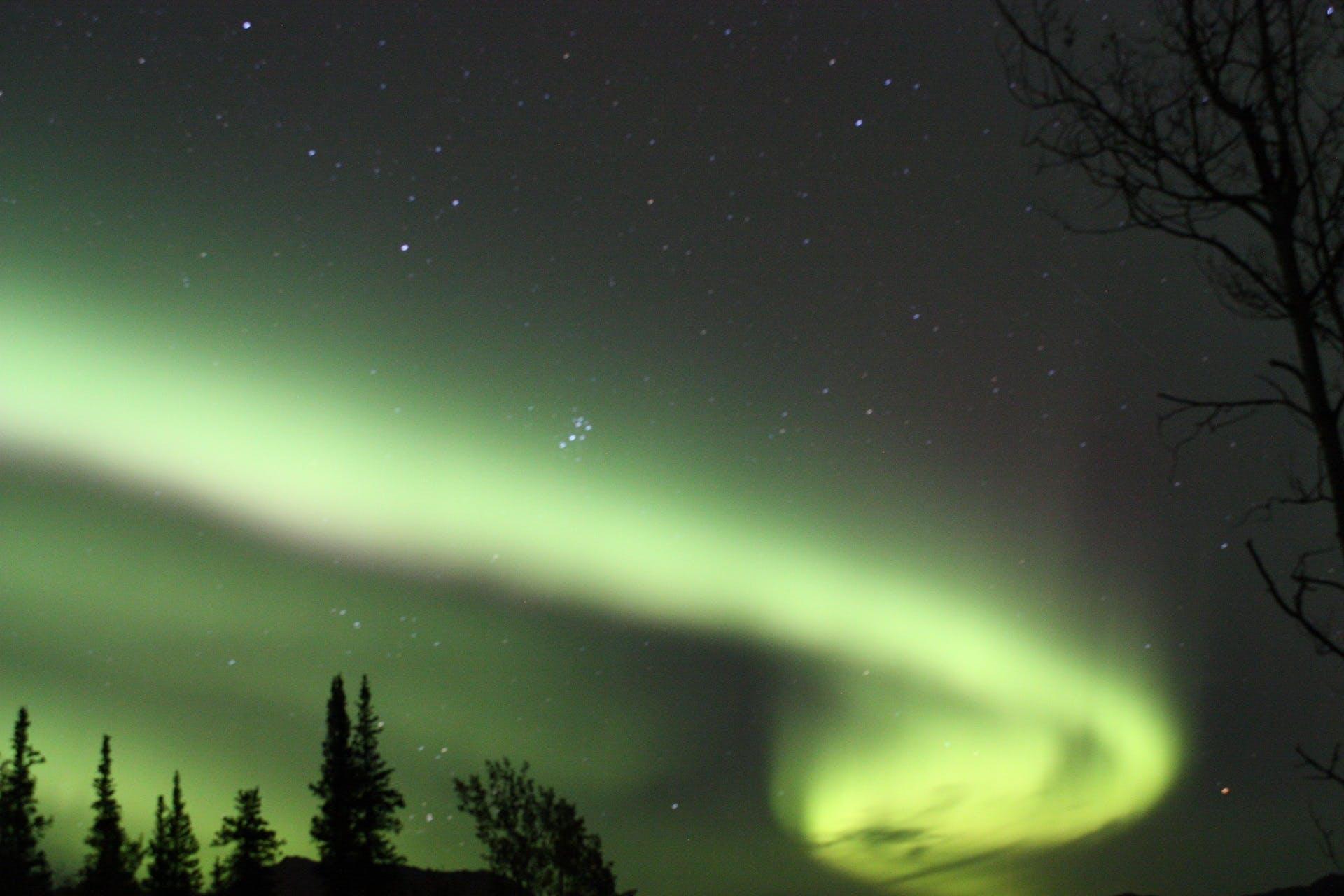 Free stock photo of landscape, nature, sky, night