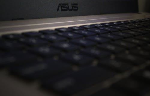 Free stock photo of asus, laptop