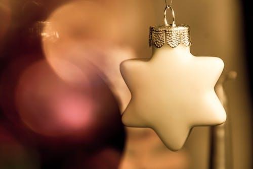 Immagine gratuita di bianco, decorazione, decorazioni natalizie, natale