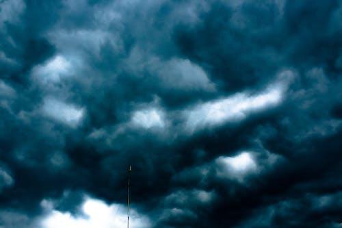 Foto profissional grátis de nuvens de chuva, nuvens escuras, tempestade, temporal
