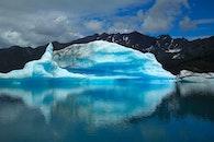 climate, cold, glacier