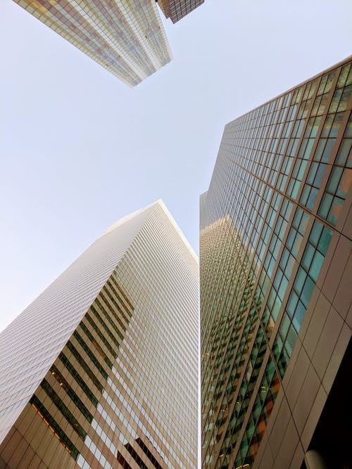 Low Angle Photo Of Buildings During Daytime
