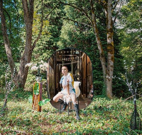 Foto d'estoc gratuïta de a l'aire lliure, arbres, atractiu, bellesa
