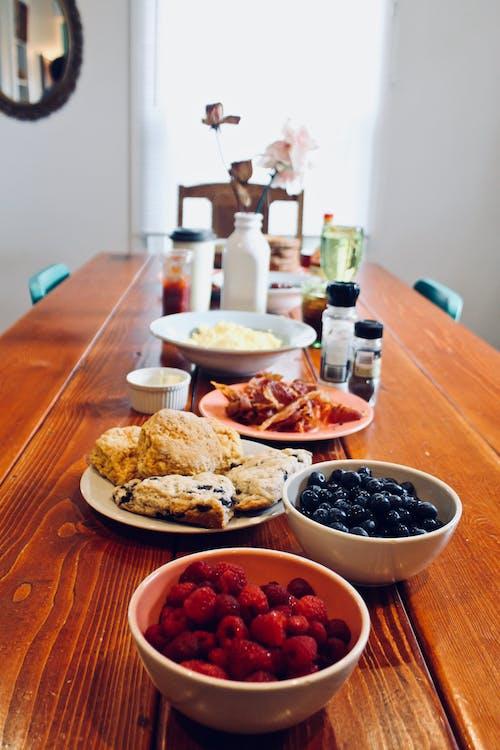 Foto d'estoc gratuïta de bol de fruita, fruita, fruita fresca, gerds