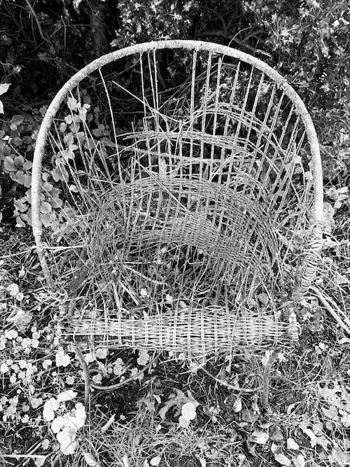 Foto d'estoc gratuïta de butaca, cadira, decaïment