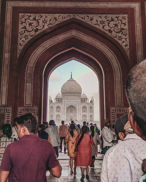 Free stock photo of historical, historical building, india, indian