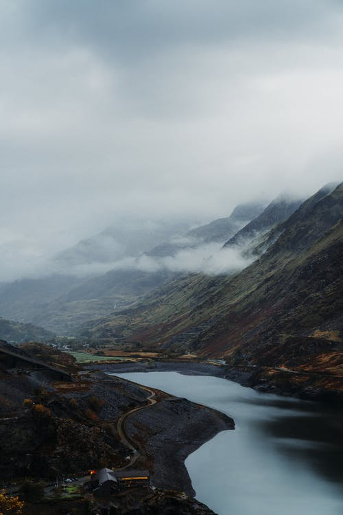 Бесплатное стоковое фото с HD-обои, вода, гора, долина