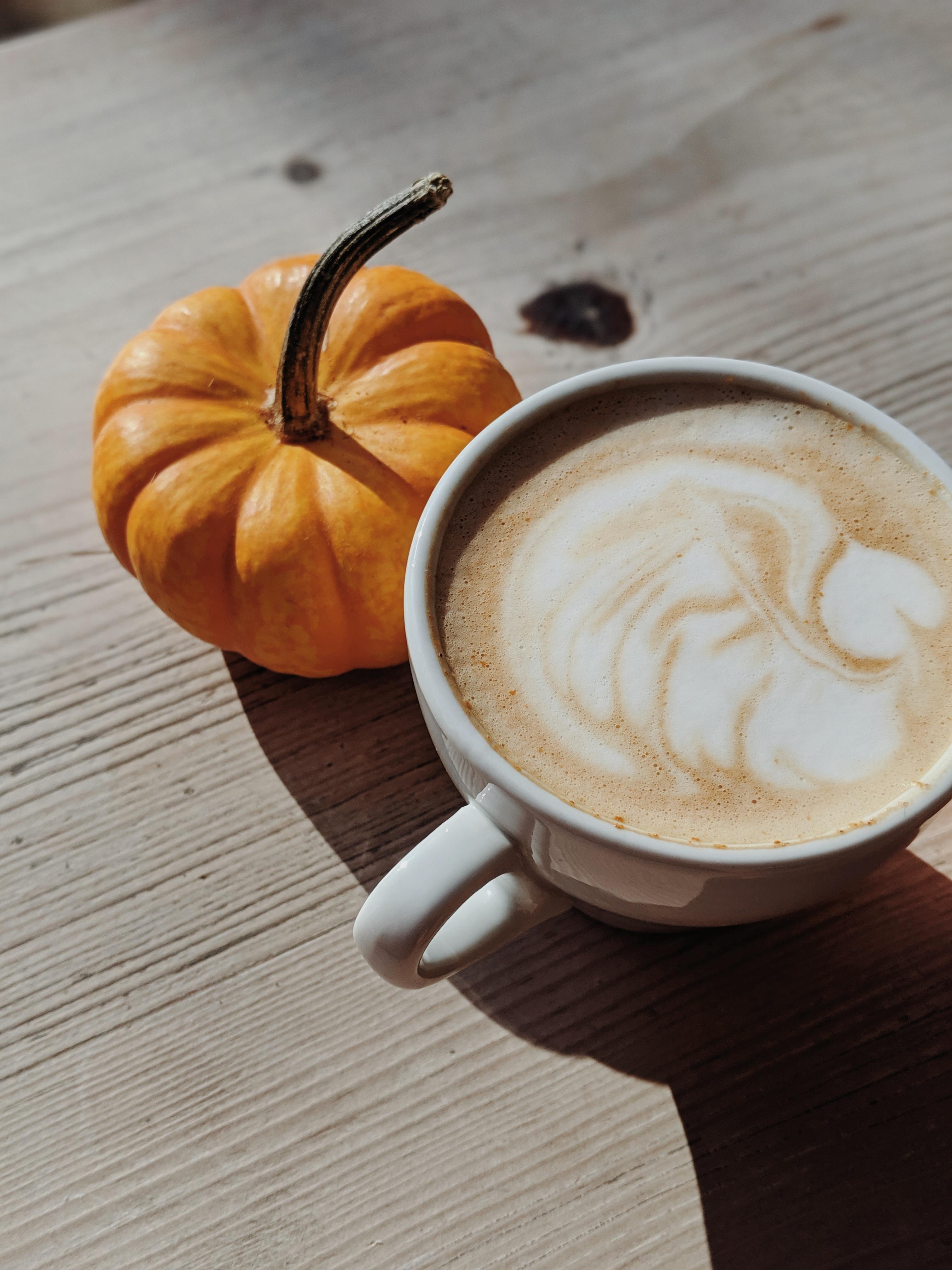 Mug of Cafe Latte