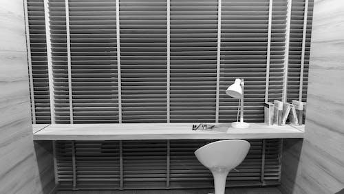 Fotobanka sbezplatnými fotkami na tému architektonický dizajn, bar, čierna a biela, dizajn