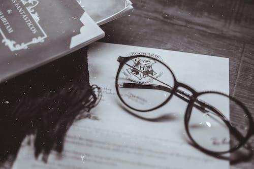 Gratis arkivbilde med allehelgensaften, briller, film, glass