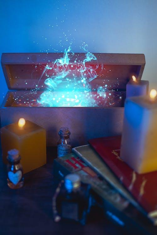 Безкоштовне стокове фото на тему «гаррі поттер, магічний, світіння, Хеллоуїн»