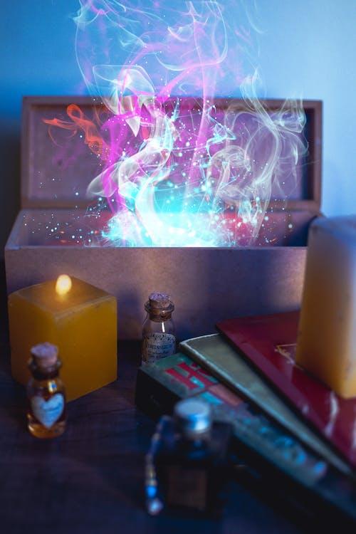 Foto d'estoc gratuïta de ampolla, brillant, Caixa, capsa