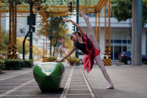 Kostnadsfri bild av aktiva, balans, balett, balettdansös