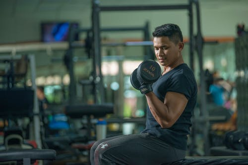 Free stock photo of gym, lift weight