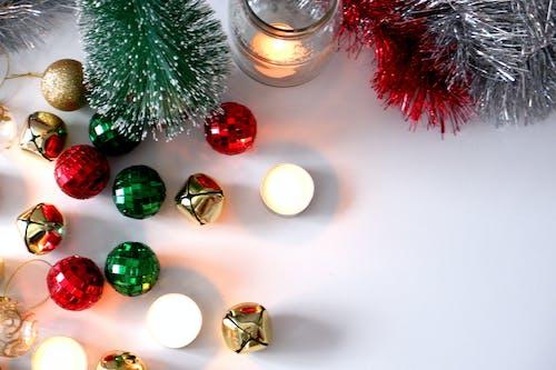 Fotobanka sbezplatnými fotkami na tému dekorácie, Vianoce, výzdoba
