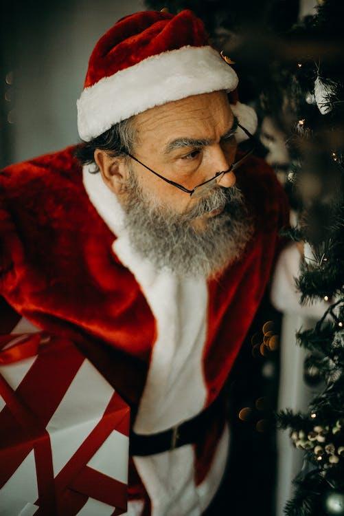 Photo Of Santa Claus