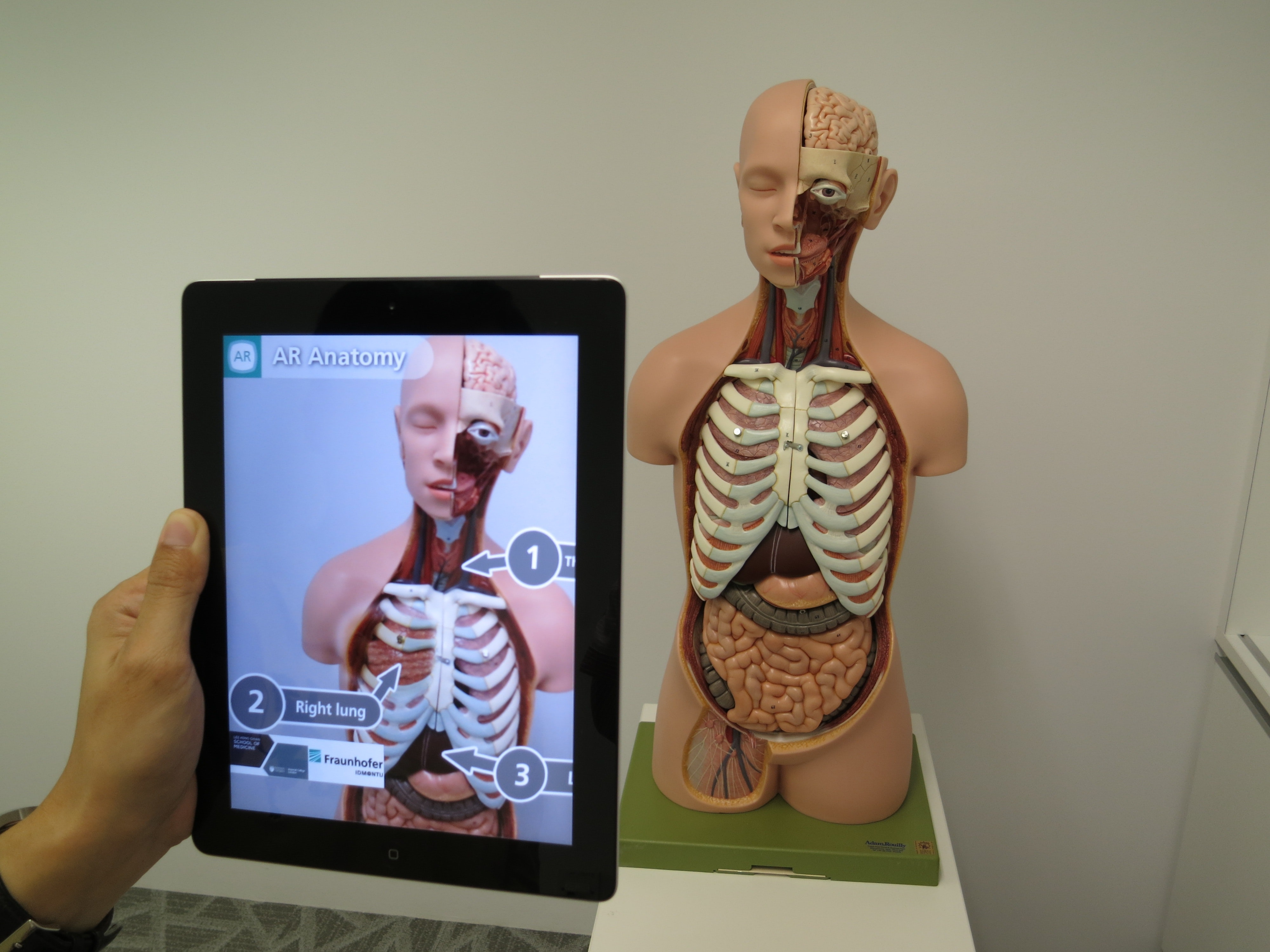 Free Stock Photo Of 3d Augmented Reality Medical