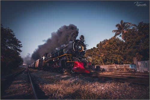 Free stock photo of old train, steam train