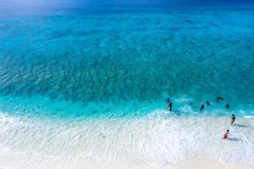 Gratis lagerfoto af det indiske ocean, ferie, feriested, fra oven