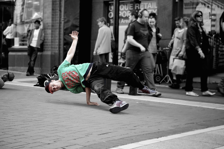 Hip hop se inventó en la ciudad de Nueva York