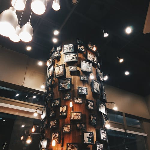 Free stock photo of coffee, coffee shop, dark, first strabucks branch in phillipines