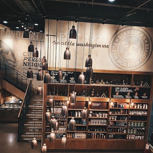 Free stock photo of classic, coffee, coffee bean, coffee shop