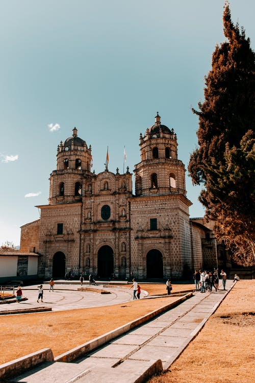 Darmowe zdjęcie z galerii z architektura, atrakcja turystyczna, budynek, cajamarca