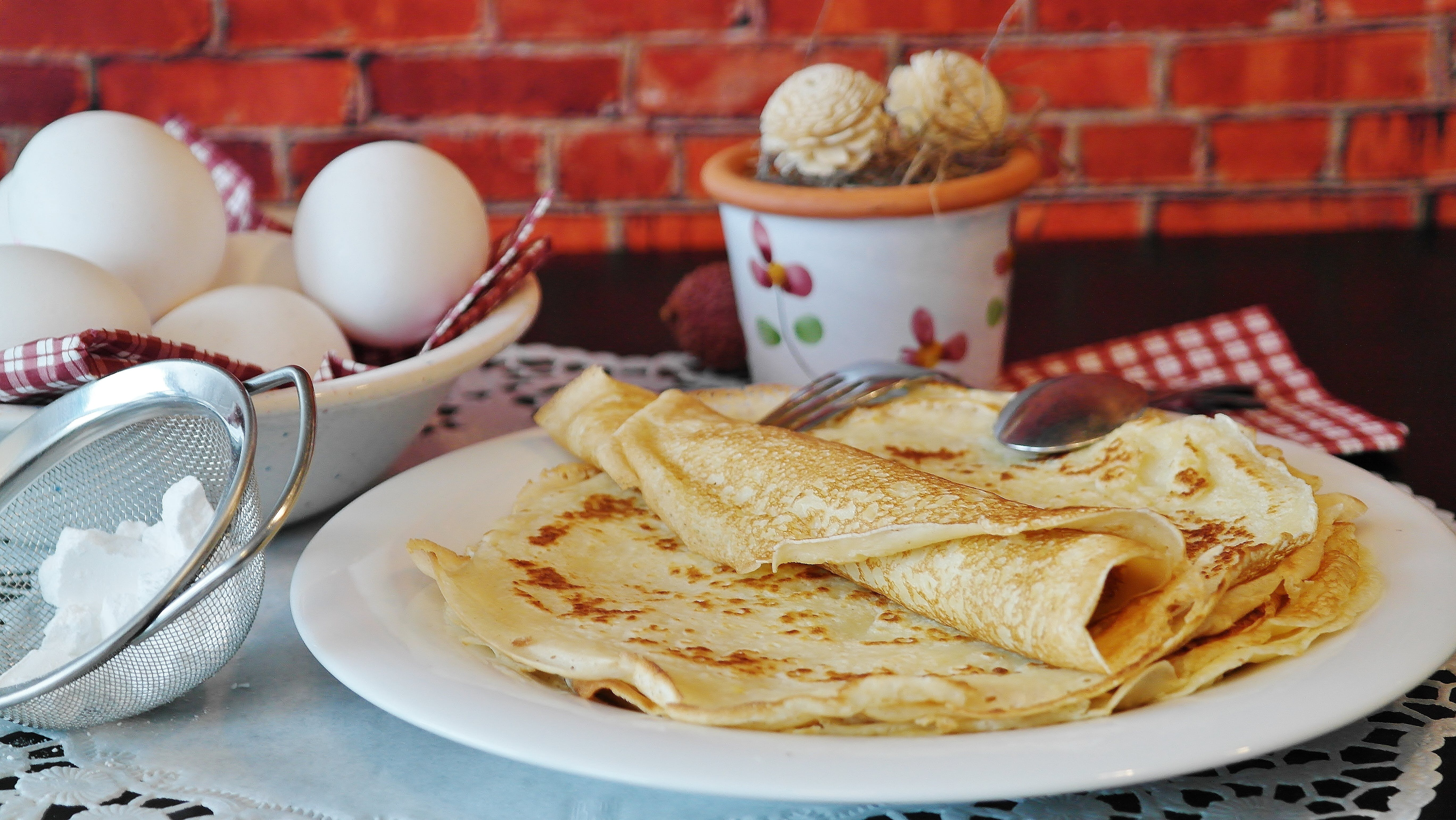 Pancake Day… what a flipping good idea!