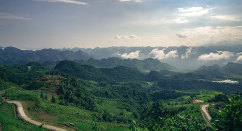 丘, 屋外, 山岳, 山頂の無料の写真素材