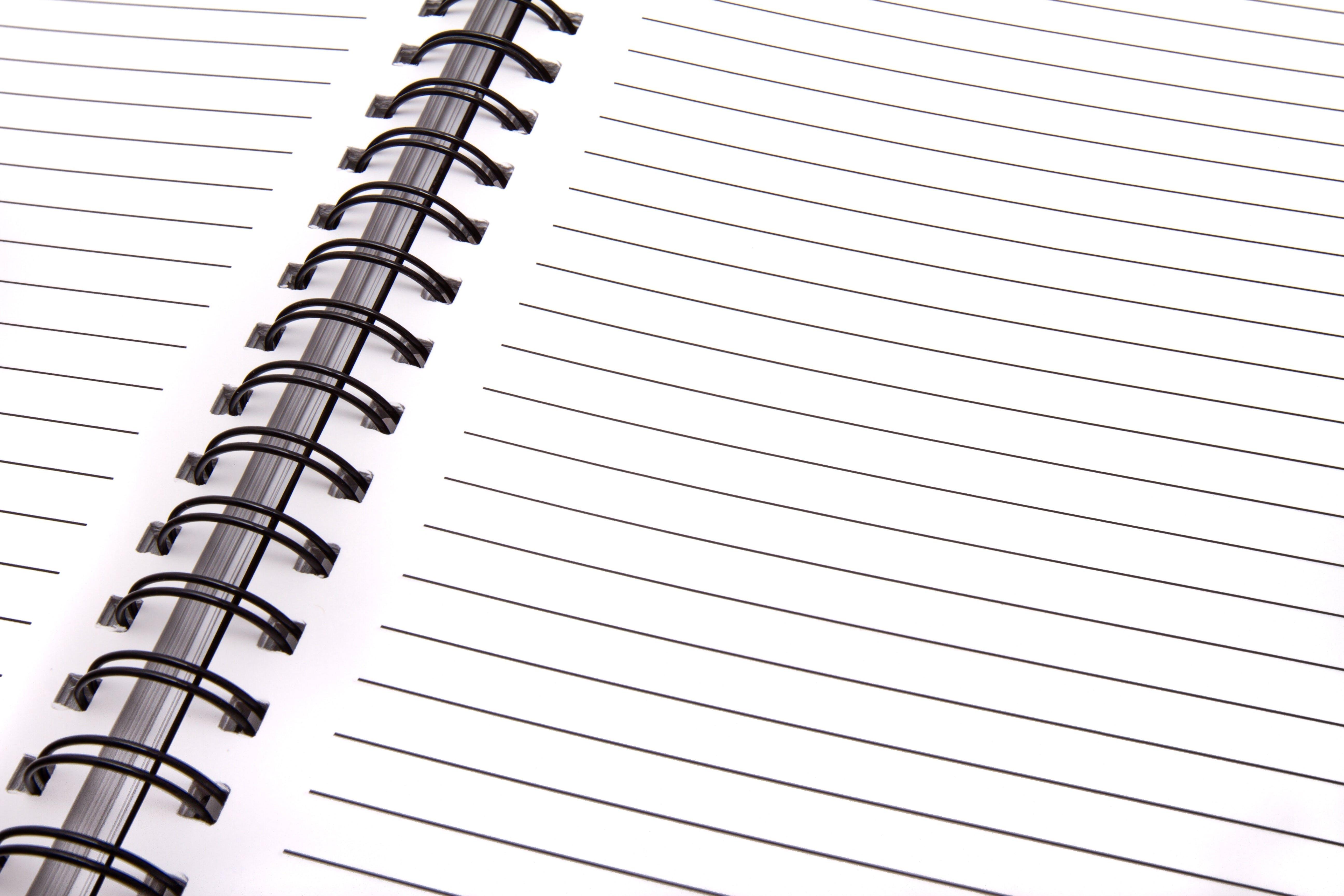 blok, denník, dokument