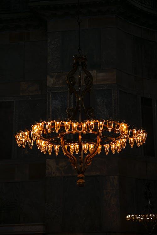 Darmowe zdjęcie z galerii z jasny, lampa